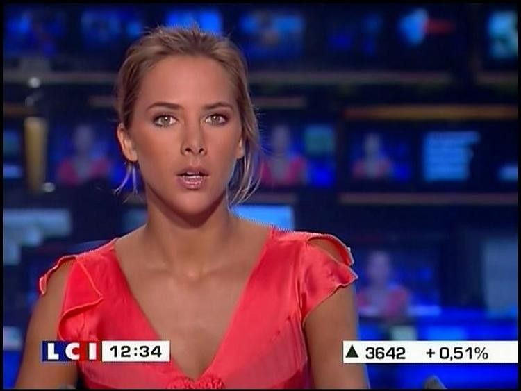 Самая сексуальная ведущая в мире на телевидении